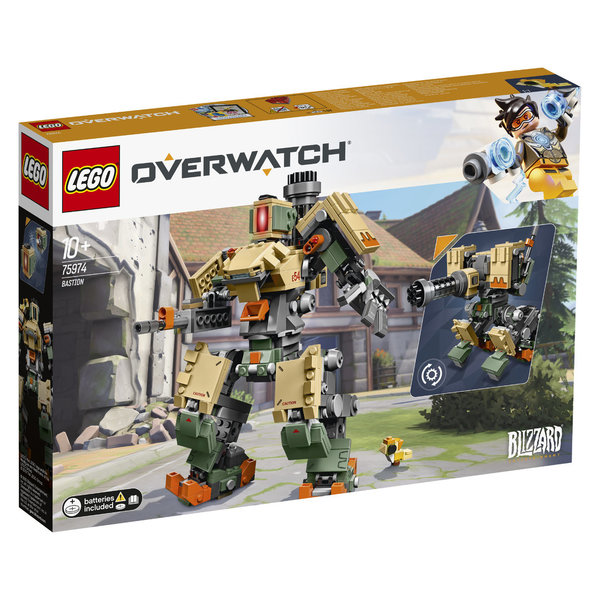 LEGO® Overwatch 75974 Bastion