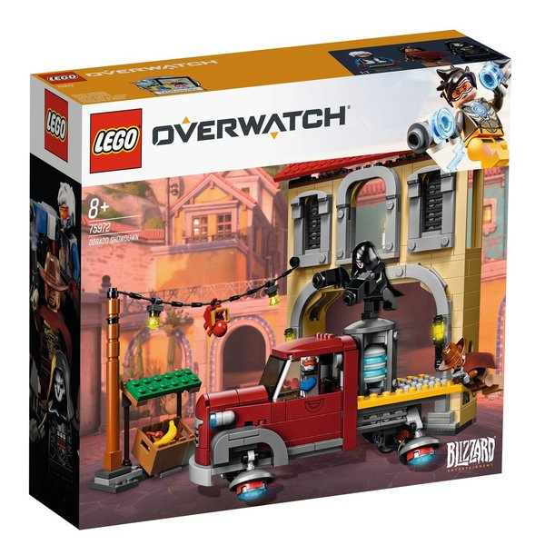 LEGO® Overwatch 75972 Dorado-Showdown