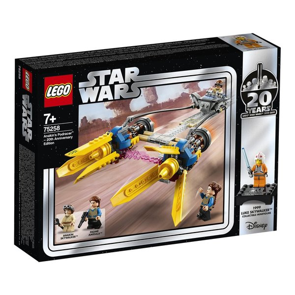 LEGO® Star Wars 75258 Anakin's Podracer