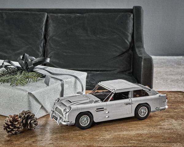 Lego Creator Expert 10262 James Bond Aston Martin Db5 Steinekind