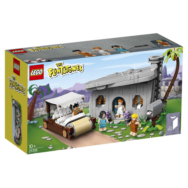 LEGO® Ideas 21316 The Flintstones - Familie Feuerstein
