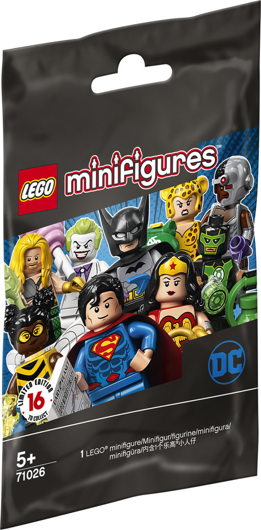 LEGO® Minifigures 71026 DC Super Heroes Series