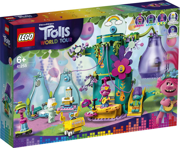 LEGO® Trolls 41255 Party in Pop City
