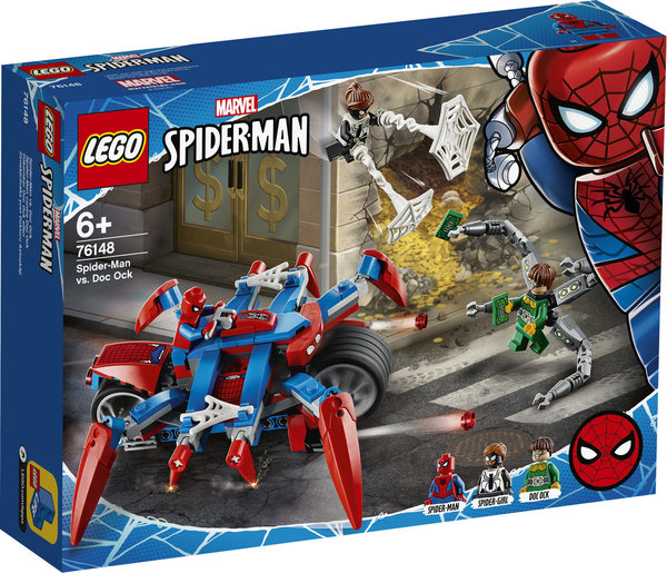 LEGO® Marvel Spider-Man 76148 Spider-Man vs. Doc Ock