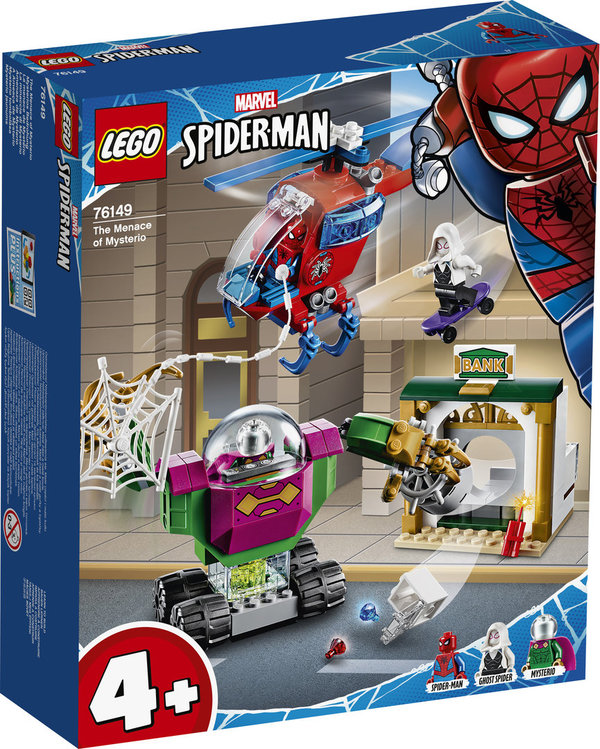 LEGO® Marvel Spider-Man 76149 Mysterios Bedrohung