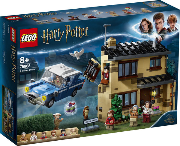 LEGO® Harry Potter 75968 Ligusterweg 4