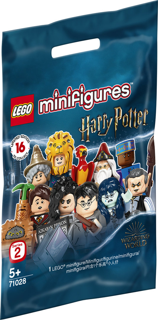 LEGO® Minifigures 71028 Harry Potter Minifiguren Serie 2