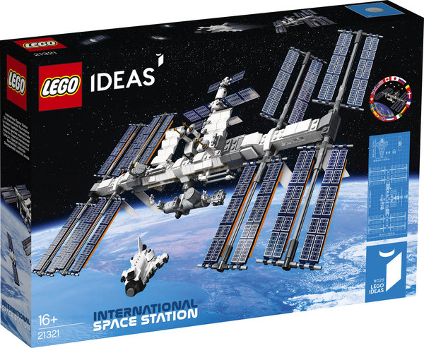LEGO® Ideas 21321 Internationale Raumstation