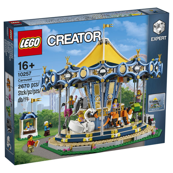 LEGO® Creator Expert 10257 Karussell