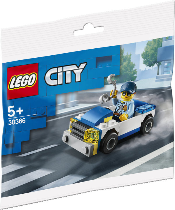 LEGO® City 30366 Polizeiauto